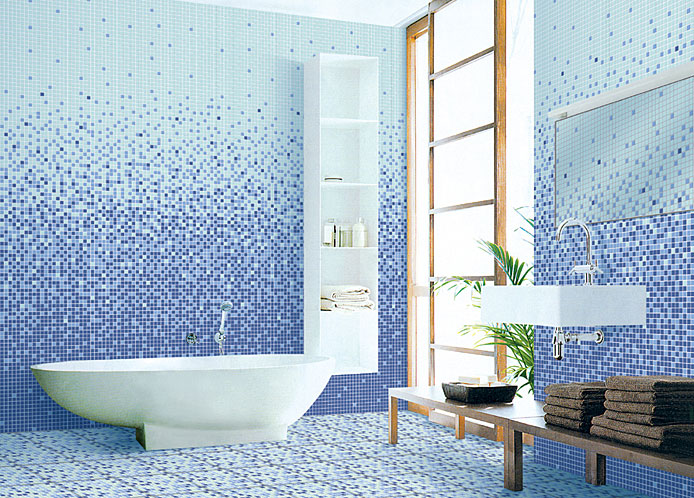 24 Mosaic Bathroom Ideas Designs: The Most Practical Uses For Mosaic Tiles