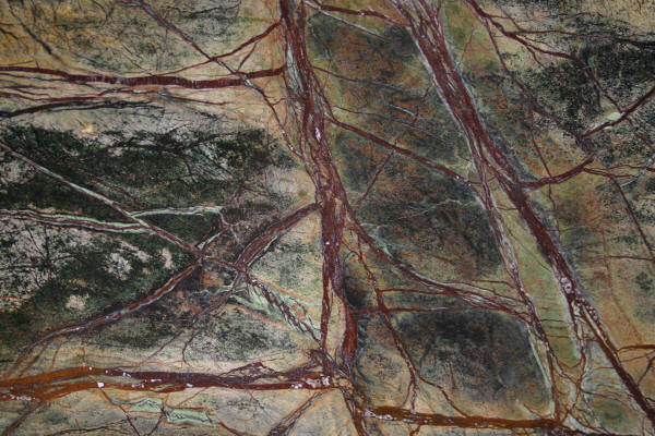 Rainforest Green Large Marble Tiles 610 Mm X 610 Mm X 20