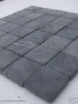 Grey Mosaic Floor Tile Choice Image - modern flooring pattern texture
